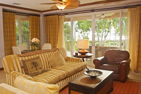 Fully equipped condominium with 3 bedrooms and 2 bathrooms Ocean View.