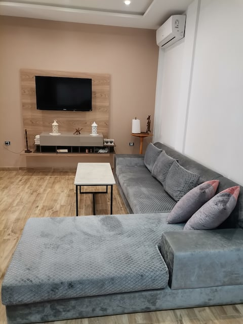 Coquet apartment in the heart of sfax medina