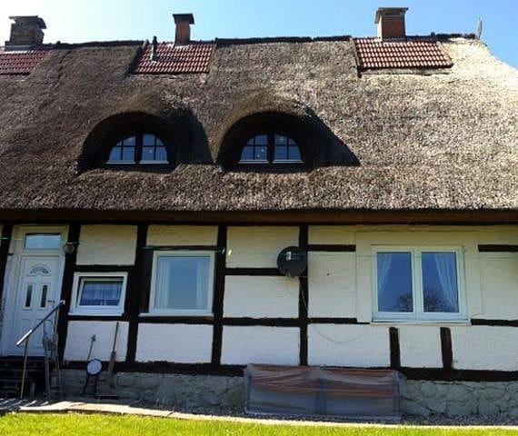 Ferienhaus Reetdachkaten - Harkensee - House