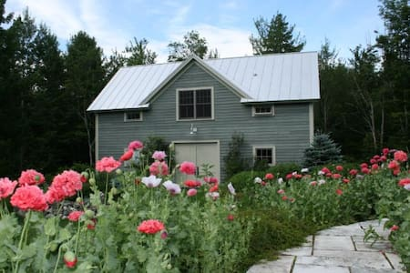 Luxury Barn Apt. Near Middlebury, Burlington, VT - Lincoln - Apartamento