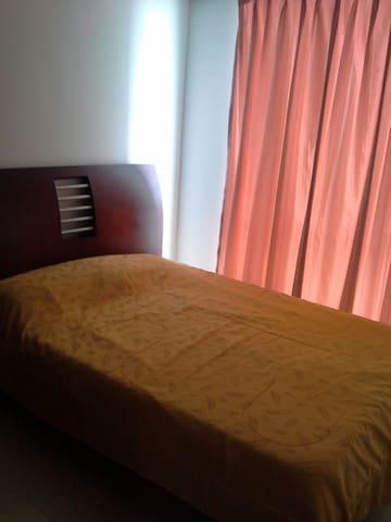 Habitación Cómoda segura y con la mejor ubicacion - Manizales - Appartement