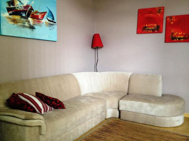 Apartment all included, car parking, TV and Wifi - Jundiaí - Flat