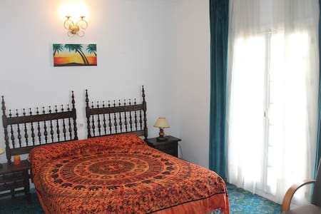 Room in Traditional Spanish House - Alcaucin