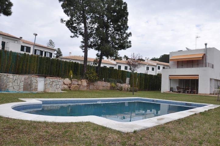 "Casa de campo""Lago La Encantada II  - Córdoba - Haus"