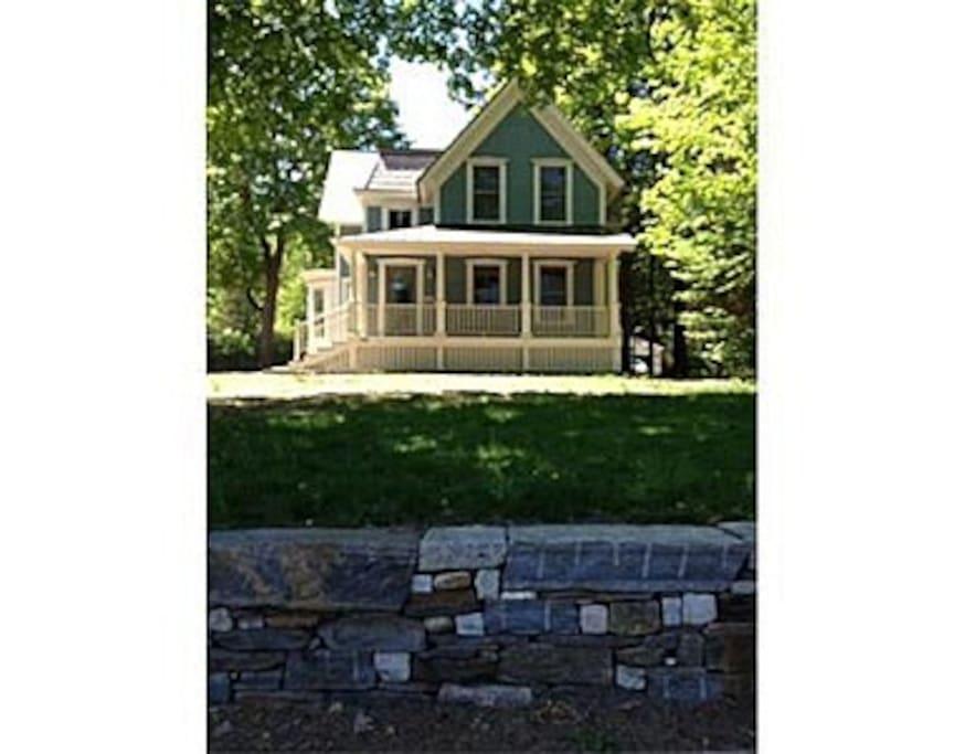 Beautifully Restored Heritage Home