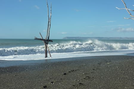 The Beach House Apartment Rarangi Beach - Rarangi