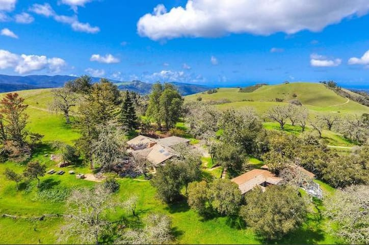 Weathertop Rustic Ranch in Carmel  with luxury amenities: LX 57