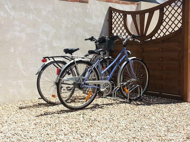 Maison de plain-pied wifi - 2 vélos - Guilvinec - House