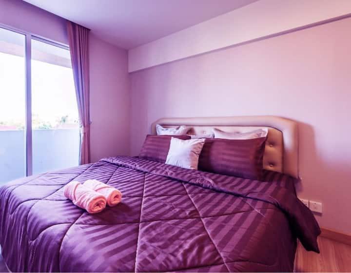 New Cozy Room near LTAT &Impact &Challenger