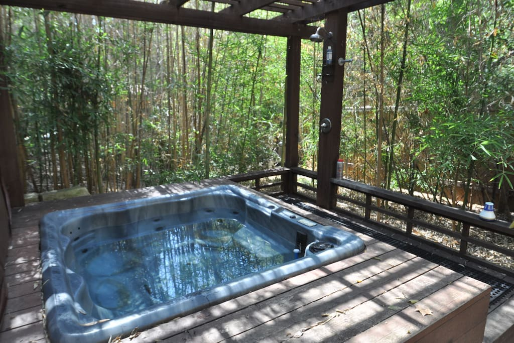 Private Hot Tub 2 Bedroom 1 Bath Houses For Rent In Austin Texas United States