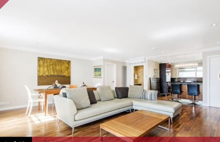 Lovely apartment in Fashionable London's  w1