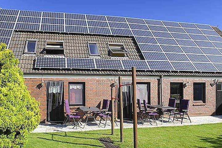 Urlaub Ostfriesland Nordsee - Holtgast - Apartament