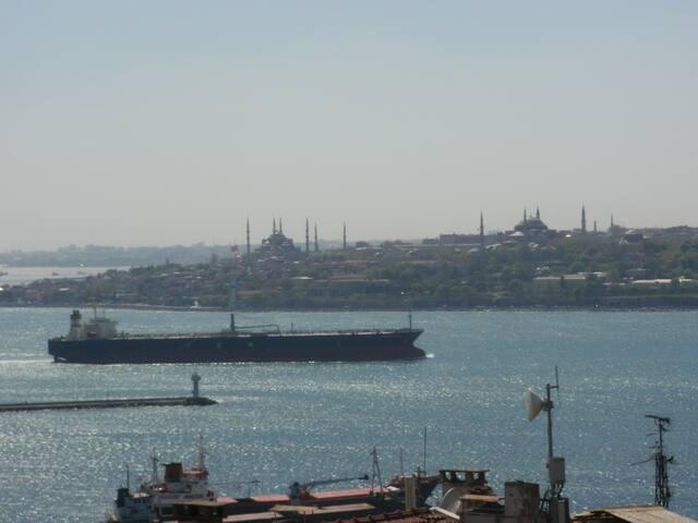 Marvelous sea view, 80m2 penthouse