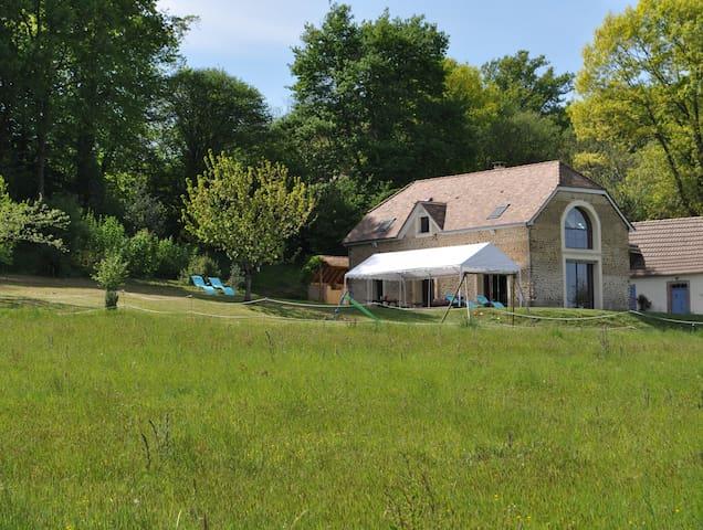Maison dans le Béarn au calme - Monassut-Audiracq - Casa