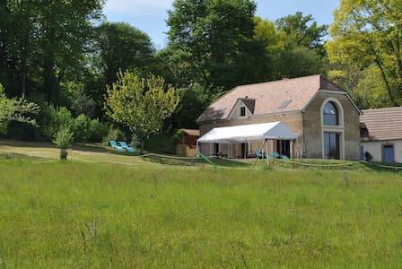 Maison dans le Béarn au calme - Monassut-Audiracq - Dům