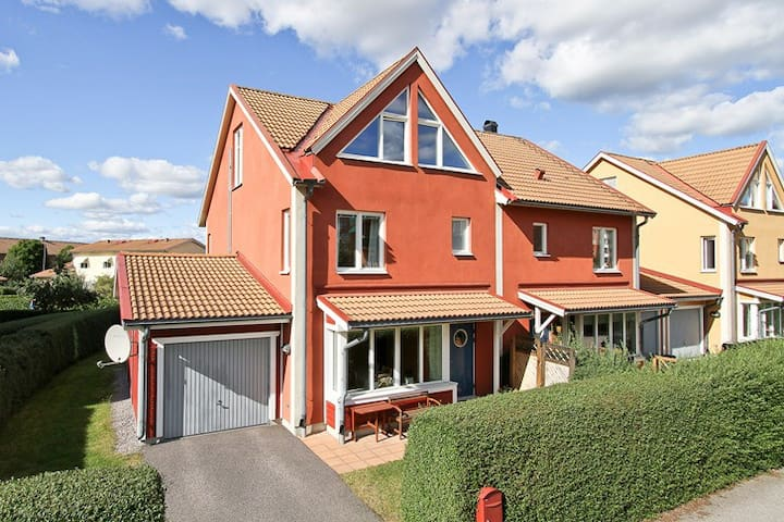 Big comfortable house in Uppsala - Uppsala - House