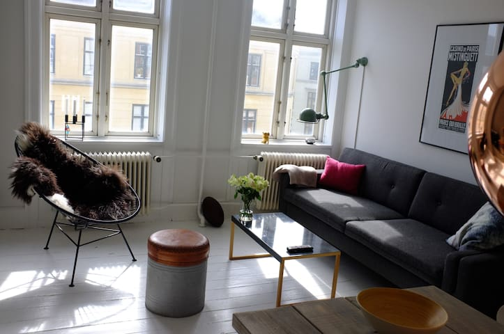 Unique and Perfect spot! - Kopenhagen - Wohnung