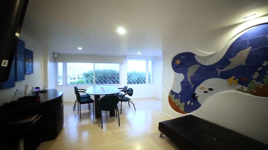 Rento suite en Manta, confortable buena ubicación