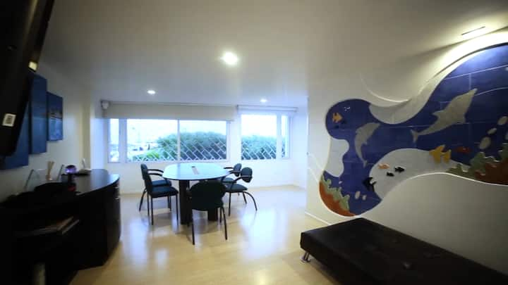Suite confortable y muy limpia, cerca de la playa