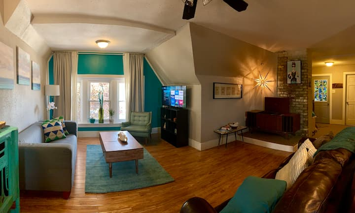 Mitchell Domes 2 Bed Apt
