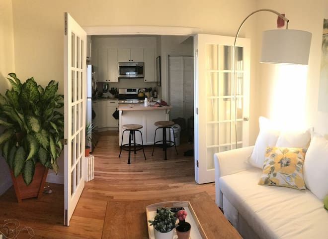 Harvard/MIT, 2 min from Central Sq! Beautiful Room