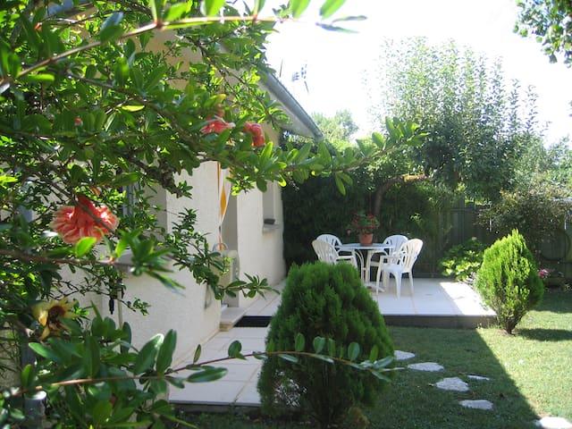 Maison proche Bordeaux et vignobles