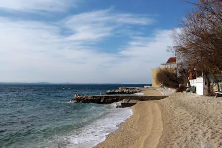 Dalmatia, House on the beach - Dugi Rat