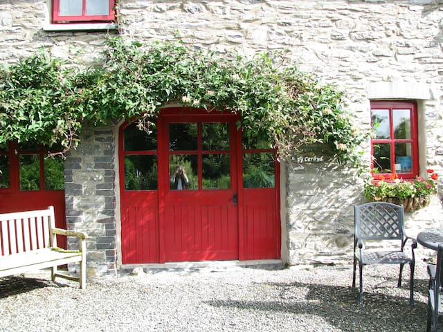 Romantic cottage, near Lampeter - Lampeter