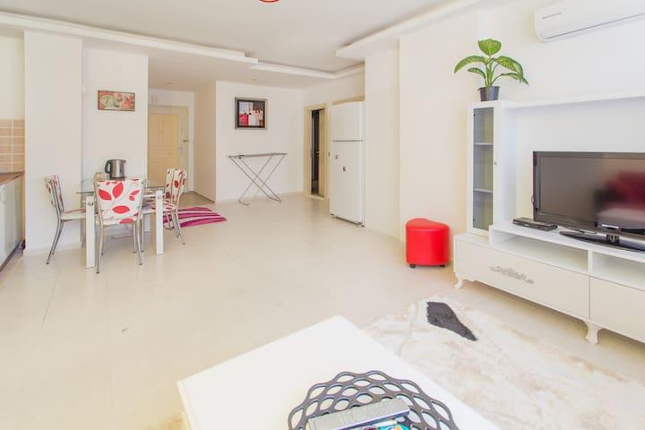 WELCOME MY DEAR! - Antalya - Apartemen