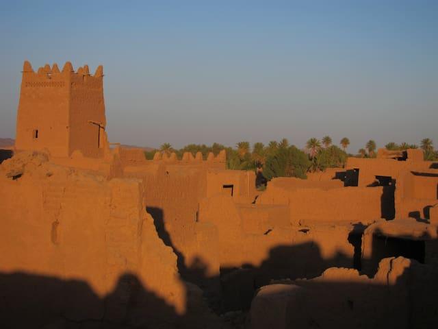Casa para sentir el Desierto