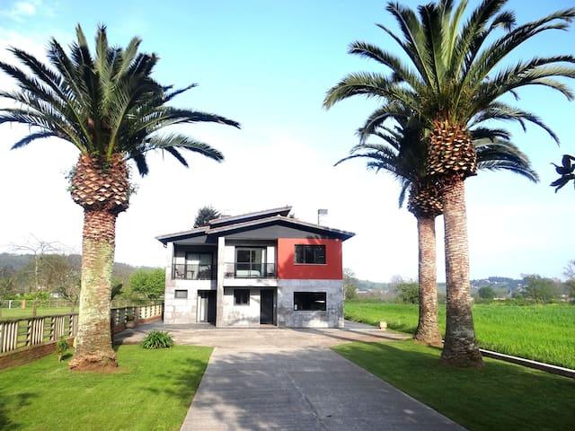 La Casa de la Ría I en Ribadesella - Ribadesella - Dům