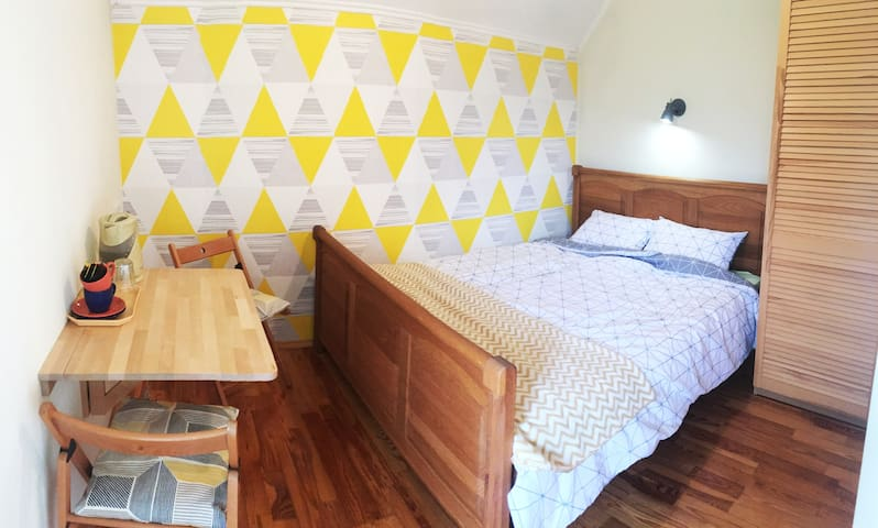 Yellow apartment №2
