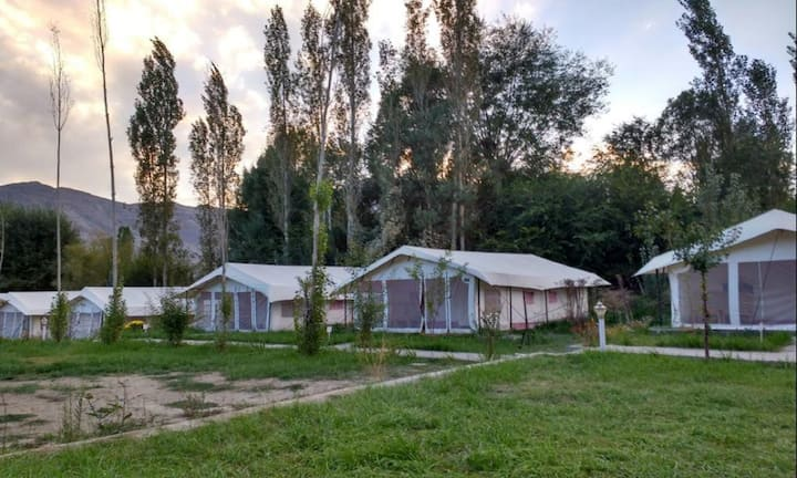 TIH Saser Camp-Nubra