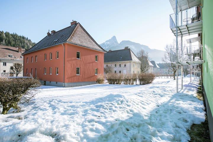 Heritage Apartment in Eisenerz near Ski Area