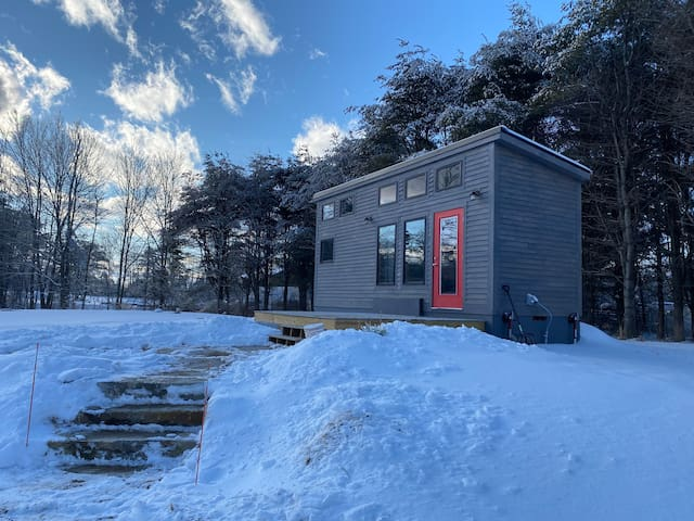 Crow's Nest Tiny House *Certificate of Compliance*