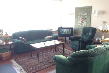 Spacious and beautiful apartment  - Bolungarvik