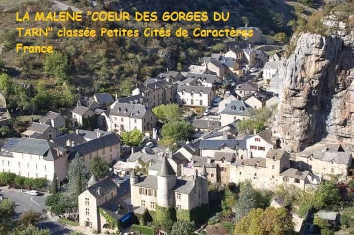 LA MALENE COEUR DES GORGES DU TARN