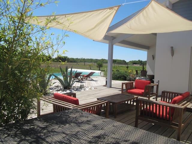 Villa avec piscine 15min d'hossegor - Josse - Villa
