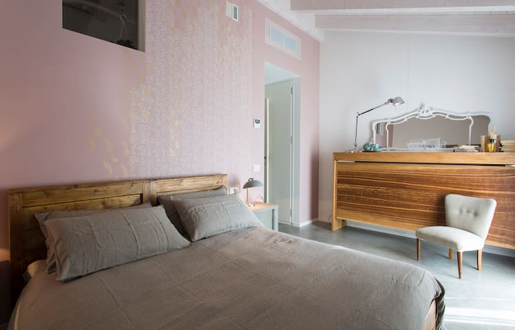 Flower room - charme b&b (Treviso) - Villorba - Bed & Breakfast