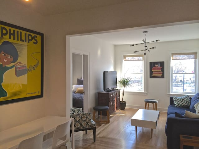 Newly Renovated in Heart of Hudson