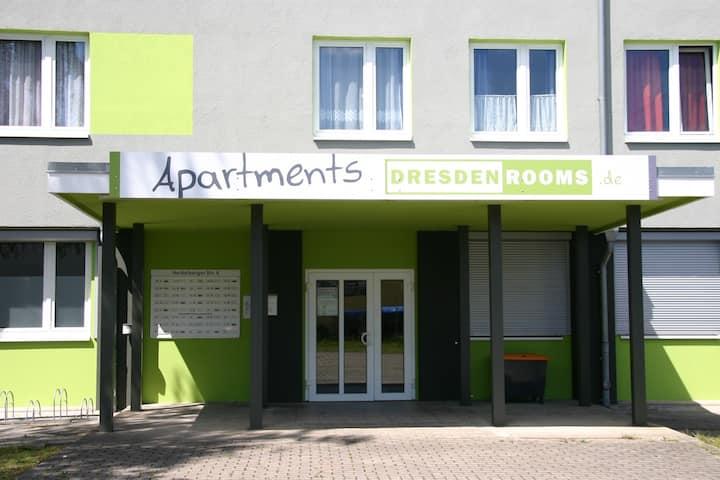 wunderschöne Apartments von Dresdenrooms