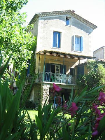 Maison de village en Cévennes