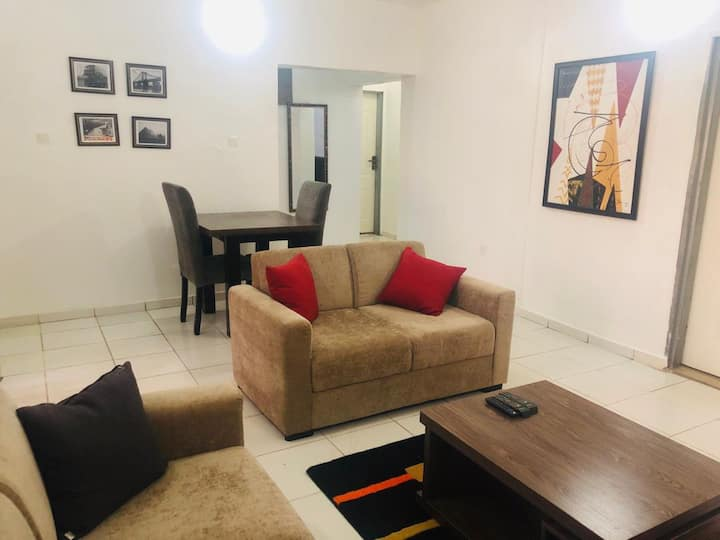 Private 2 bedrooms Apartment