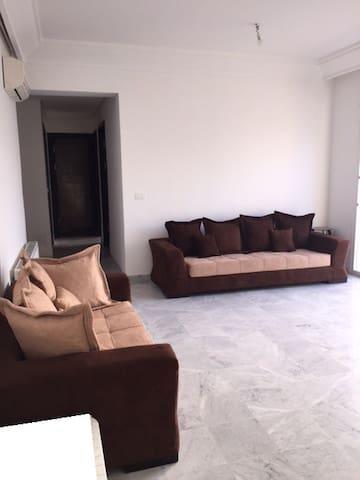 Appartement de charme sur mer à Hammam Sousse - Sousse