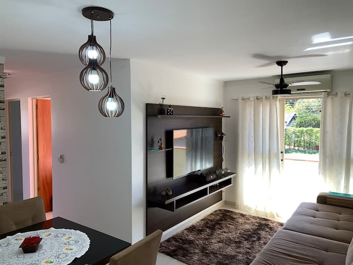 Excelente apartamento no Parque dos Poderes
