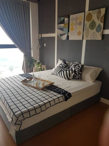 {NEW} Cozy Duplex Suite @Damansara, PJ