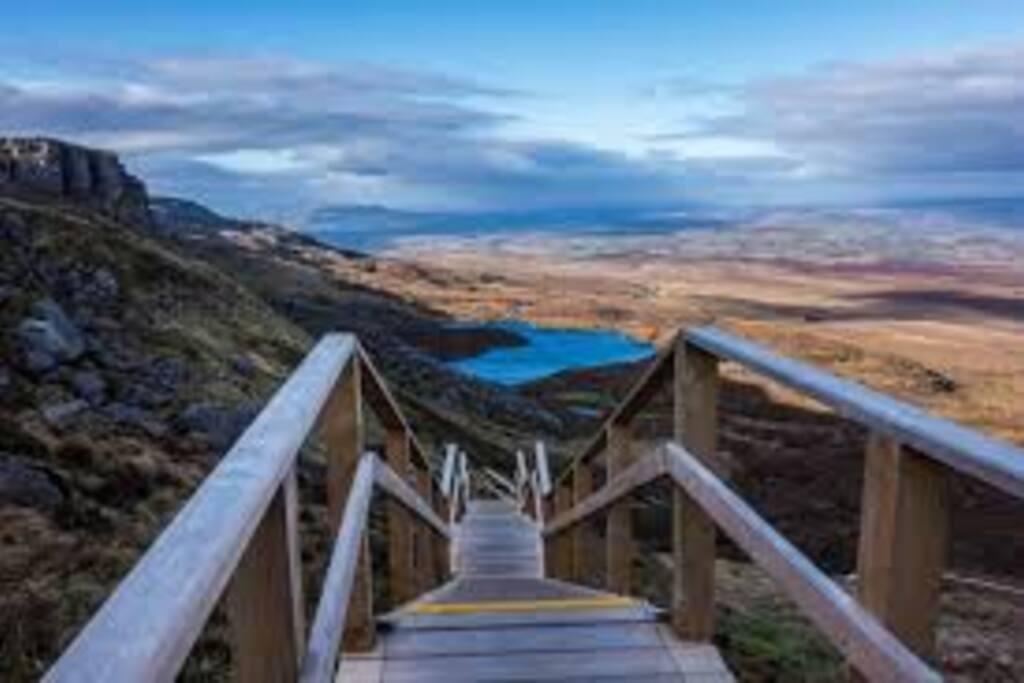 Cuilcagh Mountain walkway