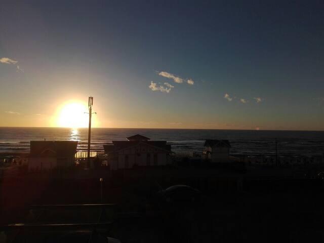 Depto vista al Mar Villa Gesell Edificio Playa Sur