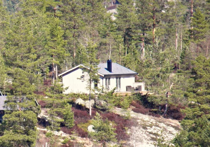 Hüttchen in der Telemark, NO