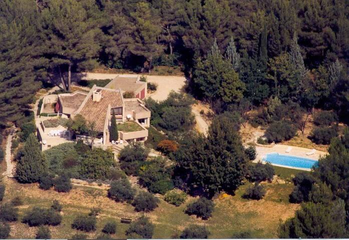 Charming Provencale House - 10p. - Le Tholonet - Dom